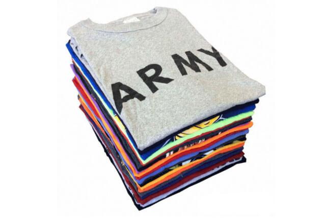 ブランドのアメリカ古着は様々なサイズをご用意!